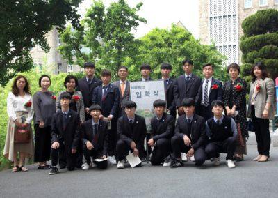 2020학년도 환일고등학교 입학식(2020.06.03.)