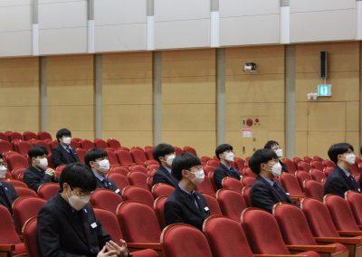 2020학년도 고1,2 겨울개학식(2021.01.26.)